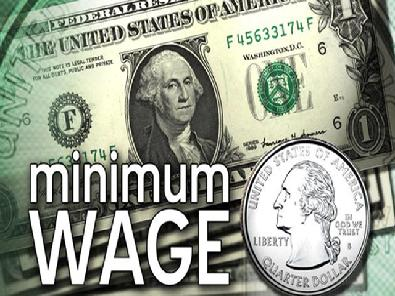 how to survive on min wage